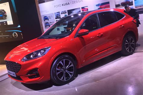 ford kuga interior  exterior images  picture