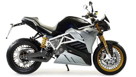 Electric Motorcycle by The Energica All Electric Motorcycle Is All About Speed