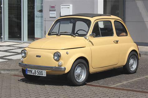 Fiat 500 History by Fiat Nuova 500