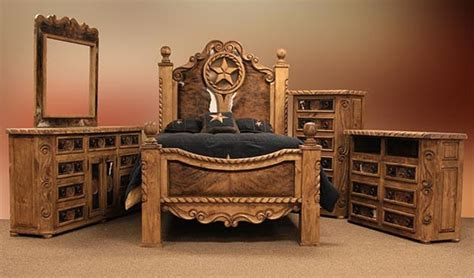 Cowhide Bedroom Furniture, Sets- Free Shipping