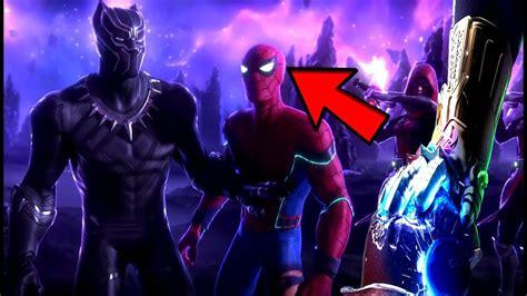 avengers  thanos avengers infinity war full fight theory