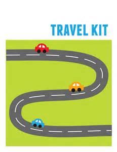 39 travel kit binder 150 free printable activities living well