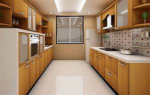 parallel wall modular kitchens a guide on parallel wall With modular kitchen designs with price in mumbai
