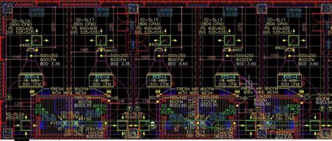 Hvac Drawing In Autocad by Design And Draw Hvac Shop Drawings In Autocad By Asuwish777