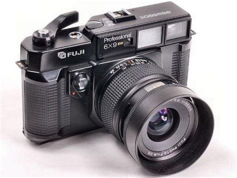 Fuji Will Launch The Gfx50r In September 2018 And The