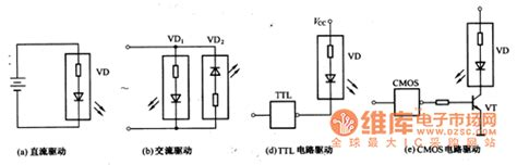The Driver Circuit Diagram Voltage Led