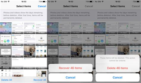 delete iphone photos how to delete all photos from an iphone take of