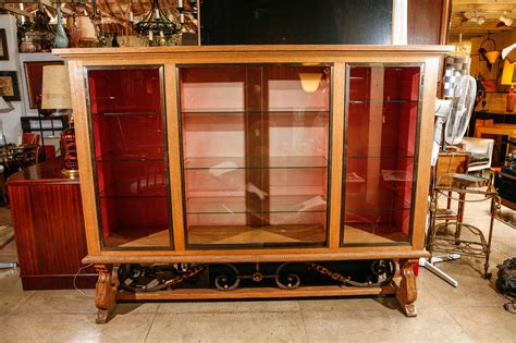 French Modern Display Cabinet For Sale At 1stdibs
