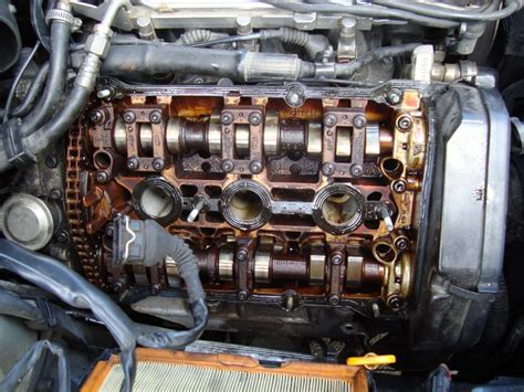 repair voice data communications 2008 audi a5 engine control remove valve covers on a 2007 audi s4 audi engine problems ticking noise valve cover off 3