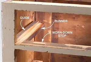 Replacement Wooden Dresser Drawer Slides ~ BestDressers 2017