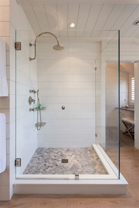 Corian Tile Create A Tile Look On Your Shower Walls In Corian Without