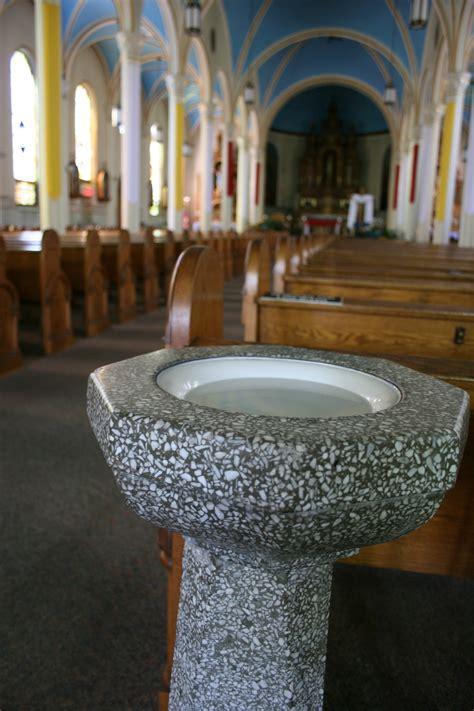 study holy water   catholic mass full  bacteria