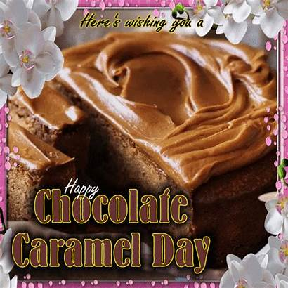 Card Caramel Chocolate 123greetings