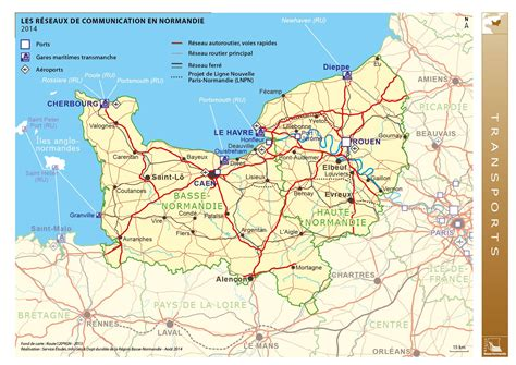 Carte De Plage Normandie by Carte De La Normandie Plusieurs Cartes De La R 233 Gion