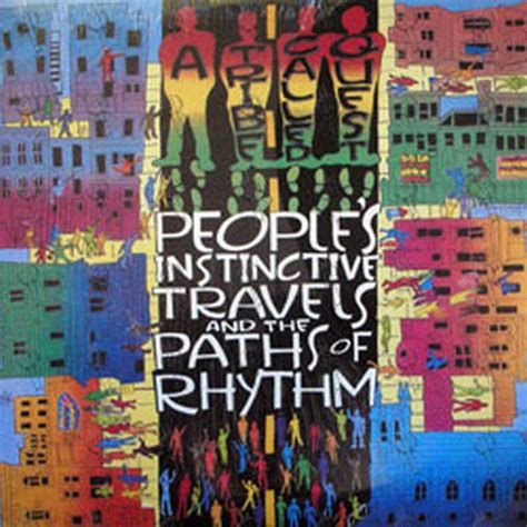 Tribe Called Quest, A  People's Instinctive Travels And