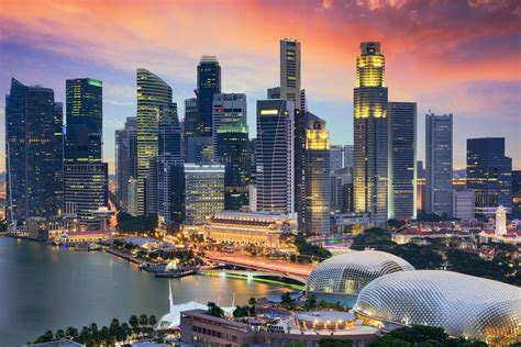 Singapore Is Striving To Be The World's First 'smart City