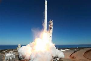 SpaceX Competes for NASA Work with Orbital Sciences Corp ...