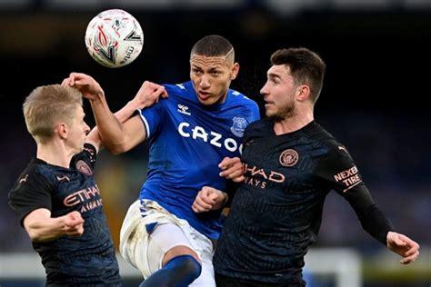 Man City Vs Everton: Confirmed Lineups Of Both Teams Are ...