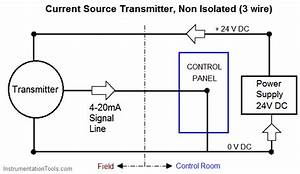 3 Wire Level Transmitter Wiring Diagram