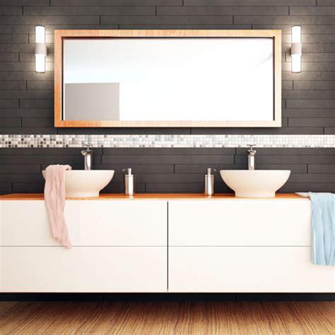 Custom Size Bathroom Mirror custom size gold frame bathroom mirror contemporary
