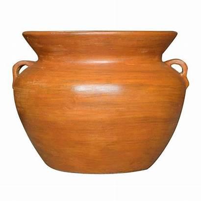 Terra Cotta Pot Clay Handle Pots Smooth