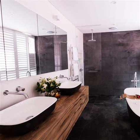 Ensuite Bathroom Sinks by And Josh Room Reveal 6 Ensuitethe Block Shop