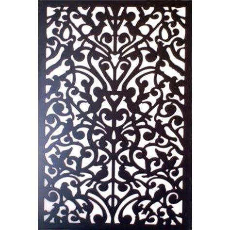 acurio latticeworks        ft black ginger