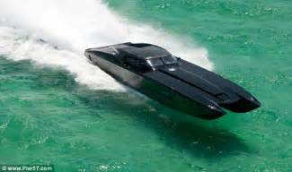 Pictures of Black Speed Boats For Sale