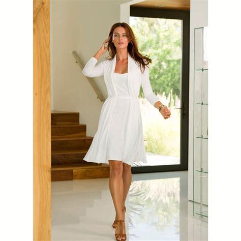 tailleur femme la redoute robe 2 en 1 en maille en viscose catalogue 139567 be