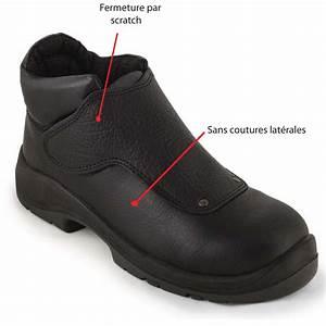 Chaussure De Securite Sans Lacet : chaussures de securite a velcro ~ Farleysfitness.com Idées de Décoration