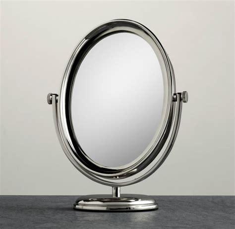 Bathroom Mirror Stand by Vanity Mirror Stand Diy Makeup Vanity Large Nouveau Table