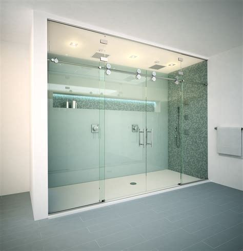 bathroom cabinets and vanities with contemporary glass
