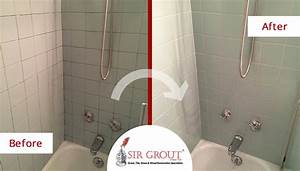 Shower grout cleaning and sealing brings this manhattan for How long does bathroom silicone take to dry