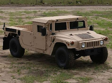 Hummer Fire Sale! First Time U.s. Gov Sells Military Rigs