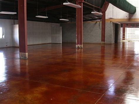 stained concrete flooring options dreamcoat flooring