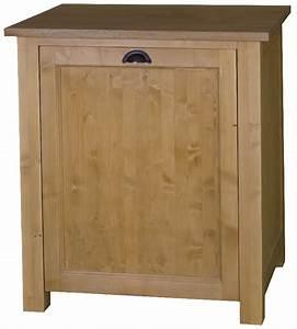 Poubelle De Plan De Travail : meuble bas de cuisine en bois tous les fournisseurs de ~ Dailycaller-alerts.com Idées de Décoration