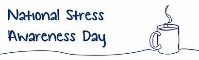 Awareness Stress National November Exercise April Pain
