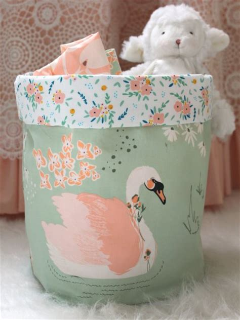 swan baby bedding   elegant vintage inspired nursery