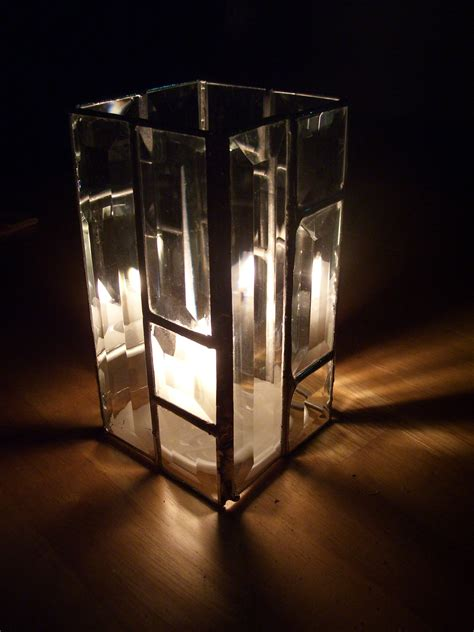 Glass Candle Vases by Candle Vases Dh Stained Glass