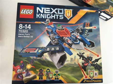 Lego Nexo Knights Sets Review