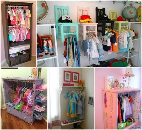 Clever Closet Organization Ideas by 5 And Clever Diy Closet Ideas