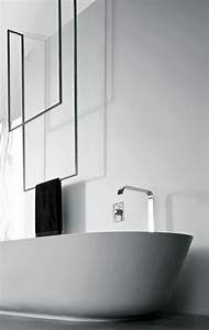 Serviette De Bain : le porte serviette en 40 photos d 39 id es pour votre salle de bain ~ Teatrodelosmanantiales.com Idées de Décoration