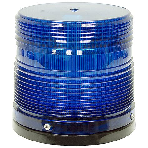 emergency blue lights blue emergency beacon strobe light 10 28 v ac dc dc