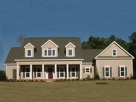 073H 0025: Country House Plan with 3 Bedrooms and 3 Baths