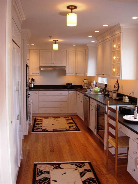 kitchen recessed interior design lighting solutions