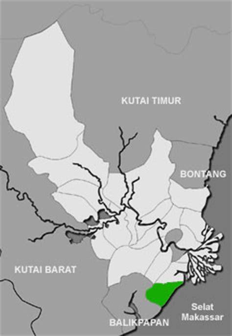 samboja kutai kartanegara wikipedia bahasa indonesia