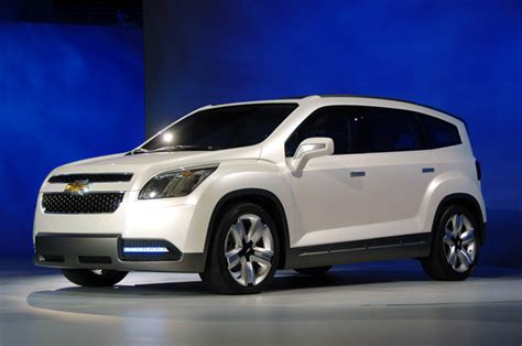 Chevrolet Orlando Modification by Chevrolet Orlando At Best Photos And Information Of