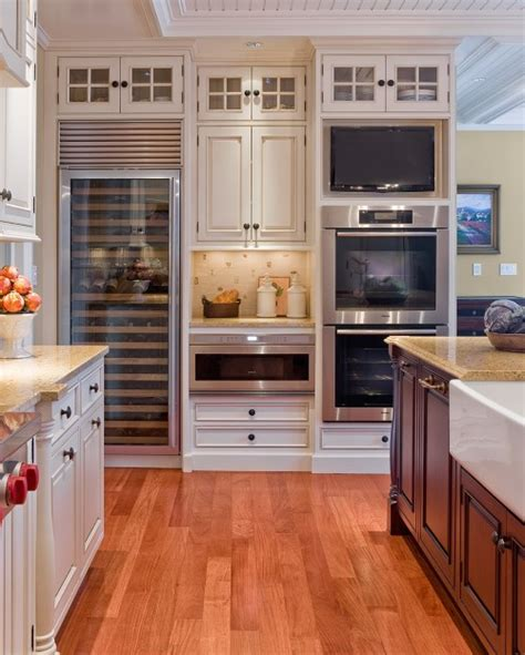 11 Ways To Put A Tv In The Kitchen. Tiny House Design Ideas. Outdoor Tv Cabinet. Shaker Crown Molding. Black Marble Countertops. Cafe Table And Chairs. Kitchen Paneling. Lowes Medicine Cabinets With Mirror. Pergola Fan