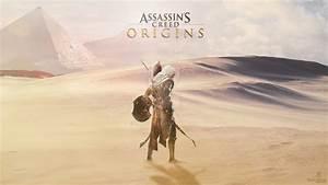Assassin's Creed Origins Wallpaper by Amia2172 on DeviantArt