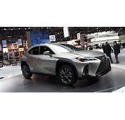 The All New Lexus Ux Crossover Comes To America For
